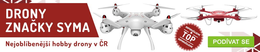 RC drony Syma