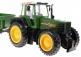 RC traktor s vlekem - ovládaný přes kabel