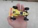 RC AUTO BUGGY KART, žlutá