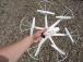 RC dron MJX X600 HEXA s FPV, černá