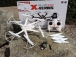 RC dron MJX X600 HEXA s FPV, bílá