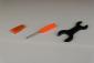 Dron Syma X8PRO, bílá + náhradní baterie
