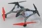 RC dron Dromida Vista UAV Quad, červená