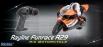 RC motorka R29 s gyroskopem, oranžová