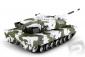 RC tank Leopard 2A6 1:16  - zimní verze, 2,4GHz