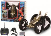RC auto Twister Stunt, zlatá