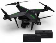 RC dron XIRO Xplorer V + náhradní baterie