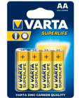 Baterie Varta SUPERLIFE AA 4ks