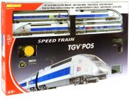 MEHANO Speed train TGV POS