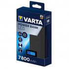 VARTA 57960 LCD Powerbanka 7800 mAh Li-Ion