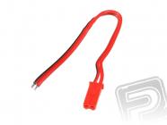 6211 BEC konektor Samice s kablíkem