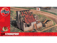 Airfix diorama Strongpoint (1:32)