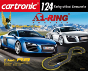 Autodráha Cartronic A1 Ring Austria