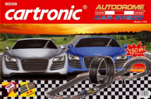 Autodráha Cartronic Car-Speed Autodrom