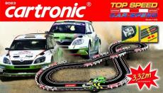 Autodráha Cartronic Car-Speed