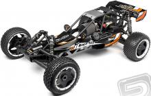 Baja 5B 2,0 Buggy RTR s 2,4GHz RC soupravou, kar. černá se systémem DBOX2