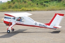 BH124 PZL-104 Wilga 26-35ccm 2240mm ARF