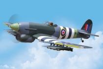 BH132 Hawker Typhoon Mk.Ib 30-35ccm 2000mm ARF