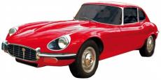 Cartronic Jaguar E-Type, červená