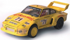 Cartronic Porsche Turbo 935, žlutá 1:24