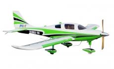 Columbia 400 scale 38% (3 810 mm) 100ccm (zeleno/bílá)