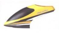 DH 9101-28 kabina, žlutá