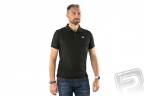 DJI Black POLO-Shirt(XL)