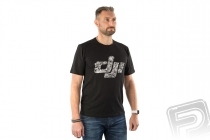 DJI Black T-Shirt(XL)