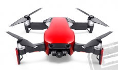 RC dron DJI Mavic Air (Flame Red)