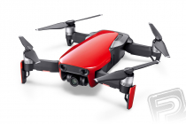 DJI - Mavic Air FLY MORE COMBO (Flame Red) + DJI Goggles