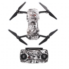 DJI Mavic Air polep Skull