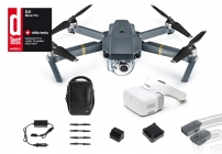 Dron DJI Mavic Pro Fly More Combo + DJI Goggles