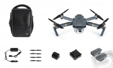 RC dron DJI - Mavic Pro Fly More Combo