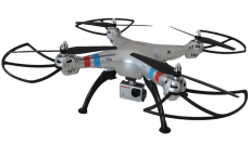 RC dron SYMA X8G 8Mpix Full kamera - 18min letu