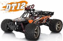 DT-12 NEO elektro Offroad písečná BUGGY - 2.4GHz RTR - oranžový