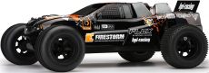 E-FIRESTORM 10T Flux RTR s 2,4GHz RC soupravou, kar. DSX-2 + speed pack