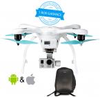 EHANG GHOSTDRONE 2.0 Aerial, bílá + batoh