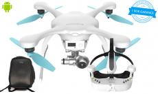 EHANG GHOSTDRONE 2.0 VR, bílá (Android) + batoh