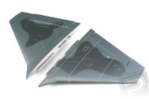 F-35 šedý - křídla
