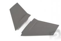 F-35 šedý - směrovka