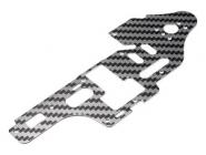 MJX F645-017 kompletní hliníkový rám