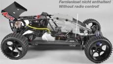 RC auto FG buggy WB 535, čirá karoserie