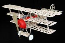 Fokker Dr. I Dreidecker laser. vyřezávaný 610mm
