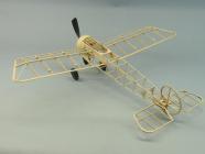 Fokker Eindecker E.III 762 mm laser. vyřezávaný