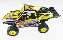 RC auto Funrace Sand Buggy 70km/h! 4x4 RTR 1:18