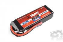 G3 - LC RAY Li-Pol 2200mAh/11,1 30/60C Air pack 24,4Wh