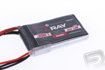 G4 RAY Li-Po 350mAh/7,4 30/60C Air pack