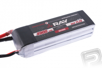 G4 RAY Li-Po 4900mAh/11.1 30/60C Air pack+XT60 plug