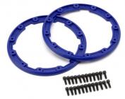 Geode - pojistný kroužek kola modrý