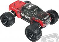 RC auto Granite Mega, červeno-černá